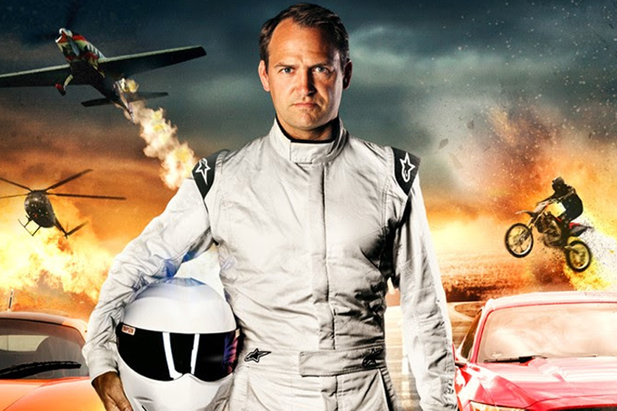 Caption: Ben Collins: Stunt Driver © 2015 Hundred And Seventh Ltd and Lionsgate International (UK) Limited. Distributed by Lionsgate Home Entertainment UK