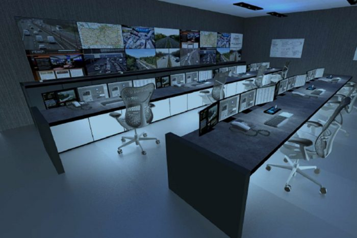Eurovia | South wins £1.6m Stevenage CCTV Control Room Relocation design and build scheme