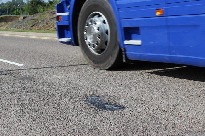 UltraCrete | Helping to prevent potholes on Northamptonshire's roads