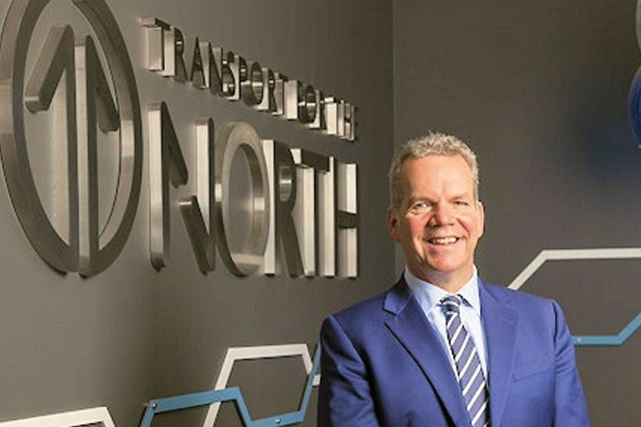 Barry White, Chief Executive at Transport for the North