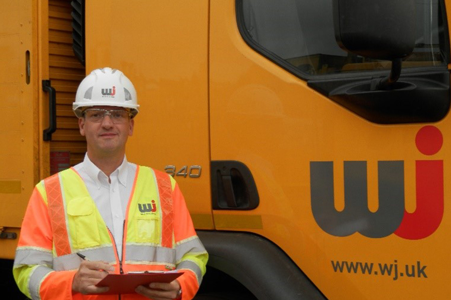WJ | WJ Group Proactive Approach to Safety up for Chairman's Award