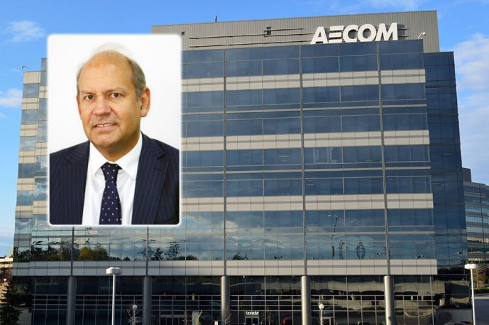 AECOM engineers Civil Infrastructure MD appointment