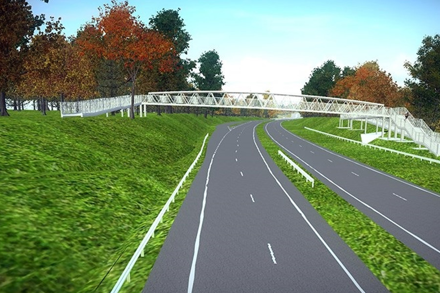 The road less travelled: Balfours uses BIM to generate information from early in a project