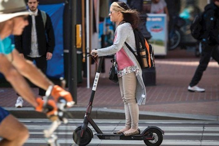 Council seeks to ban electric scooters from public roads