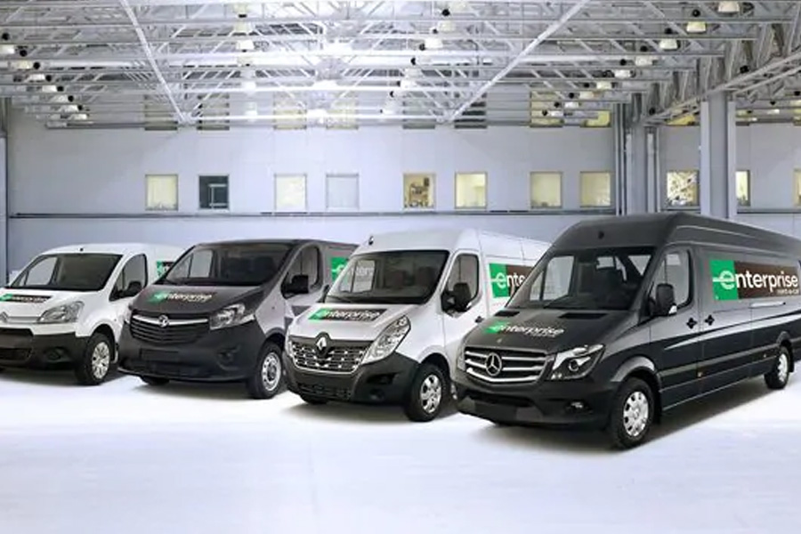 Enterprise will now have one of the largest commercial vehicle fleets in the country