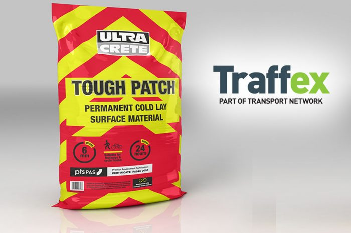 UltraCrete | Take on the Tough Patch® challenge at Traffex