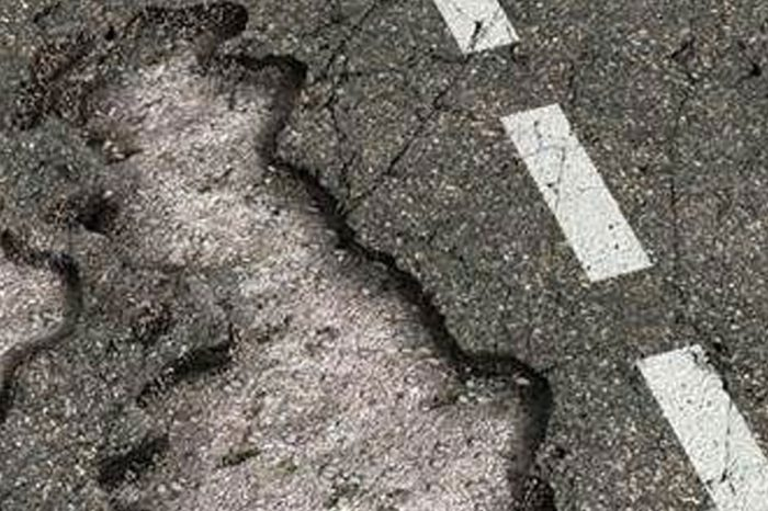 Long-lasting repairs to stop potholes