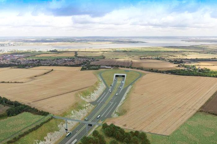 AECOM starts ground investigation work for Lower Thames Crossing