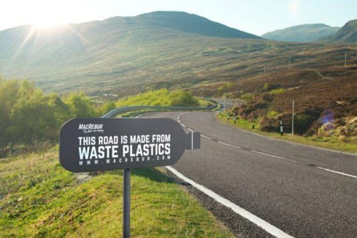 Plastic roads firm MacRebur opens first factory