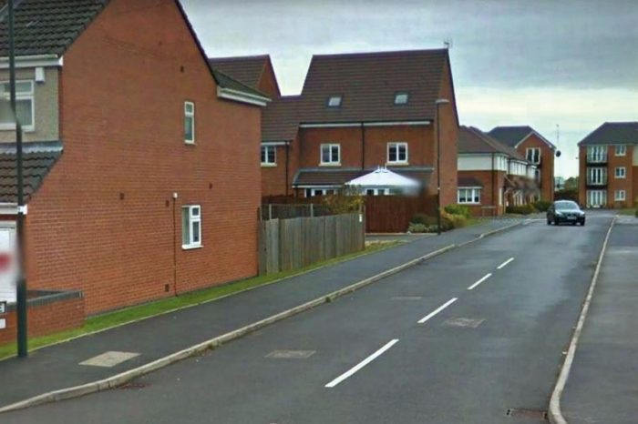 Burlywood Close in Allesley is one of the roads where neighbours have petitioned the council for action. (Image: Google Street View)