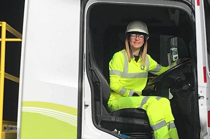 Transport for Buckinghamshire celebrates first female depot manager this International Women's Day
