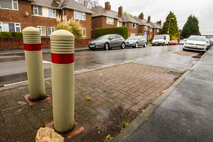 Why these bollards led to a bill of almost £50 million