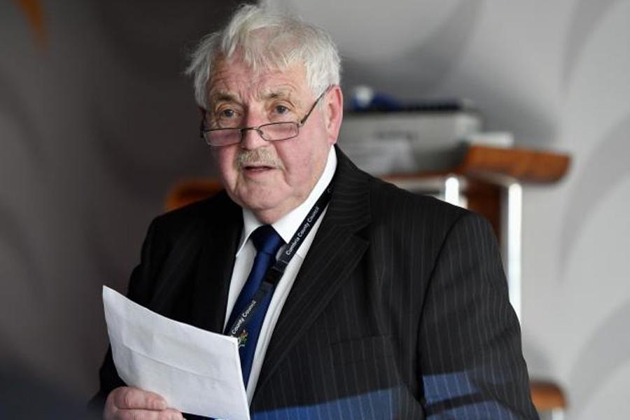 Councillor Keith Little