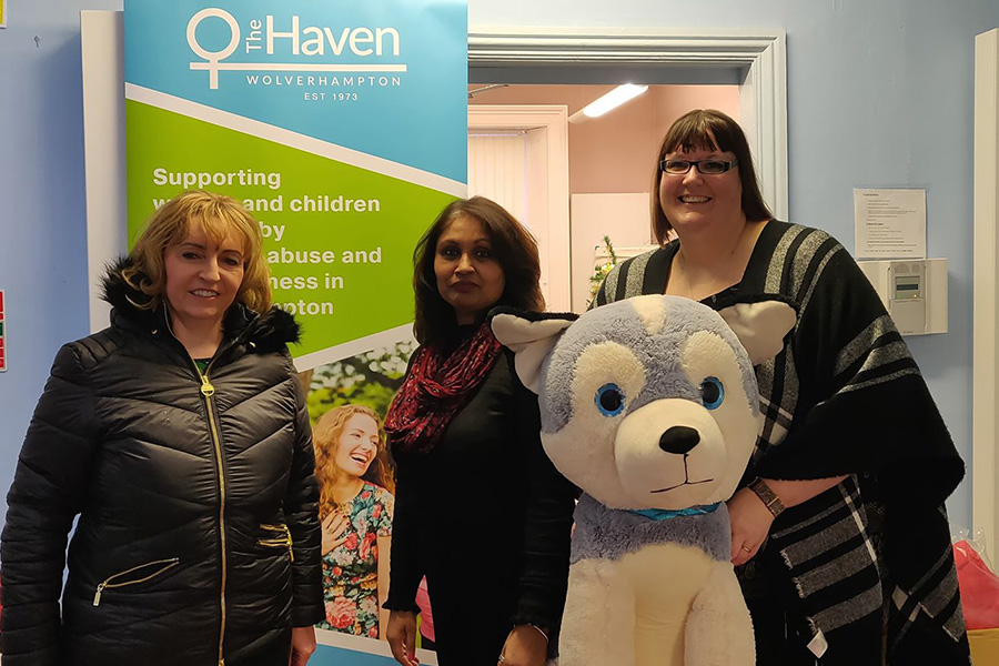 DDC supports a number of community projects including Save the Children