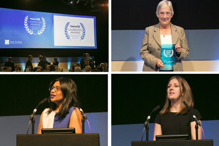 Nominations are now open for the 2019 Highways UK Laureates Awards