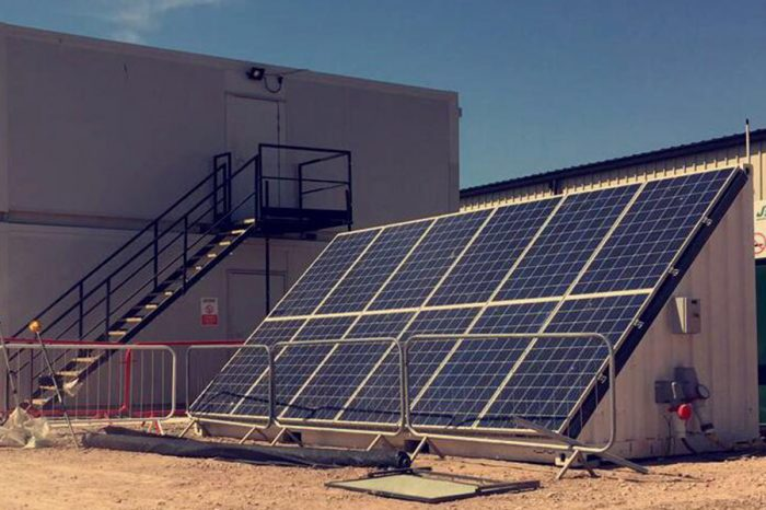 Prolectric | Prolectric Acquires the Solatainer Solar Generator