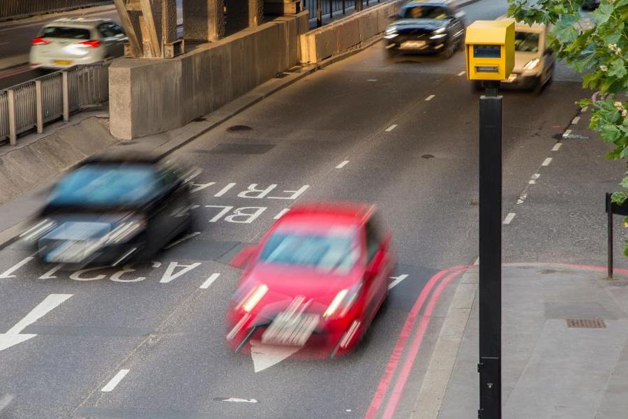 Should speed cameras have any tolerance to a minor breach of the signed limit?