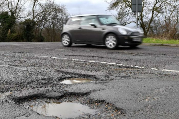 £4.5m To Be Spent Fixing Cumbria's Roads