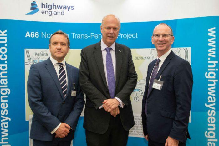 Green light for £1 billion trans-Pennine transformation