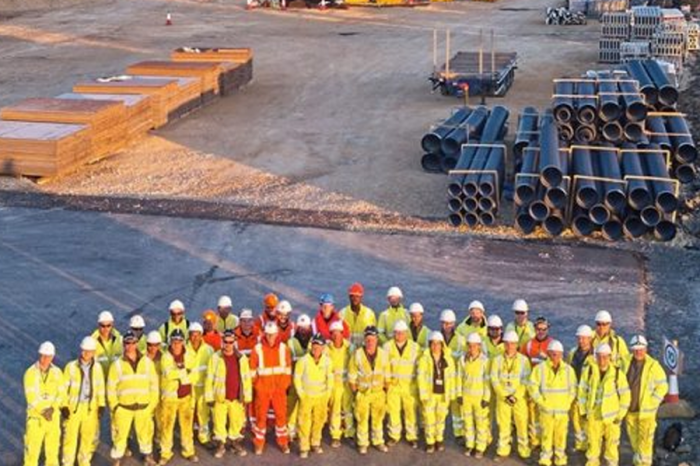 Balfour Beatty achieves ISO44001 for collaborative approach