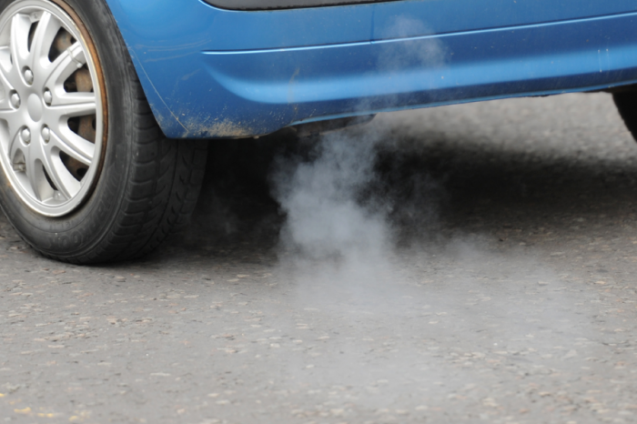 Congested roads still failing to meet air quality targets