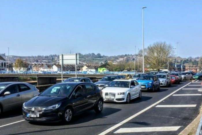 Major Exeter city centre roadworks set to last months