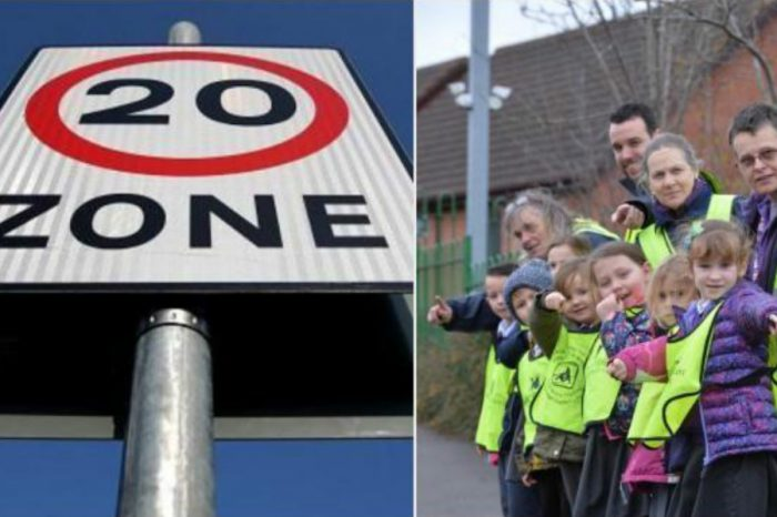 £1.1m for safe roads and routes projects in Gwent