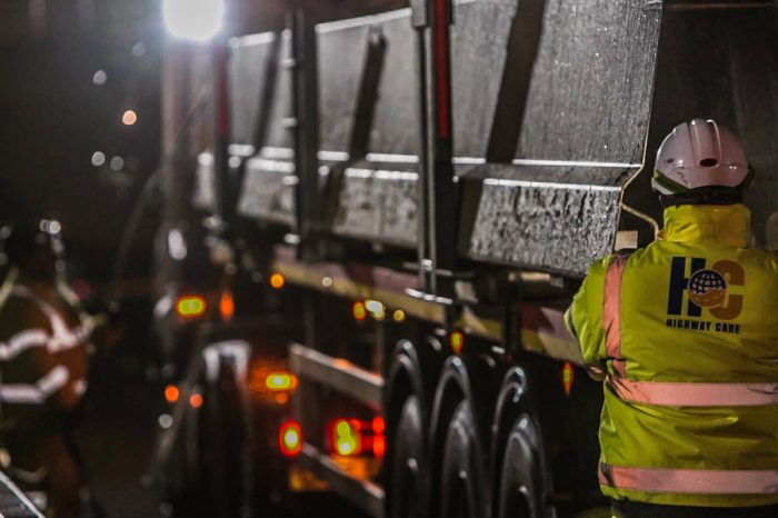Highway Care | Highway Care Awarded Certificate of Sustainability