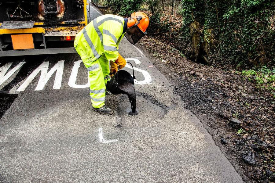 Hitex | TexBand Road Repair Systems
