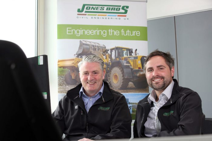 Jones Bros opens new north west office in Wigan