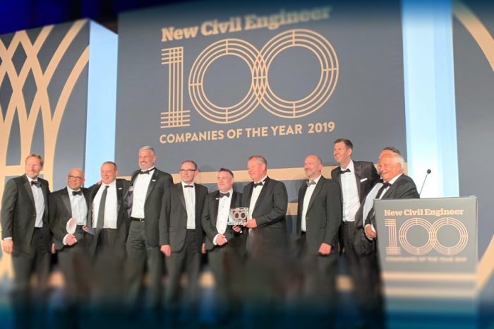 Kier | Awarded Leaders in Collaboration at the NCE100 for the Collaborative Learning Circle