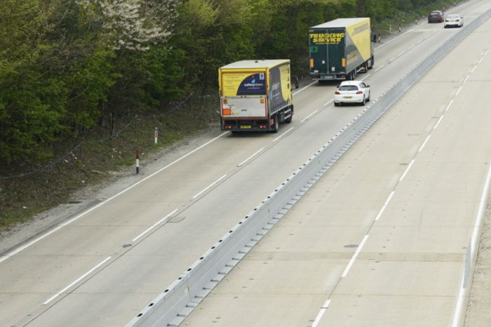 Hundreds of drivers caught speeding in M20 roadworks