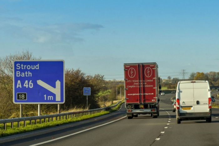 Motorway signs should be redrawn to cut careless driving