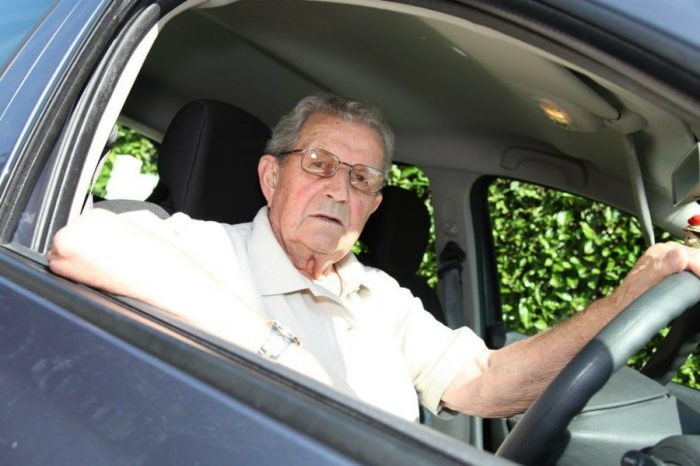 Half of Britons want older drivers banned from the roads