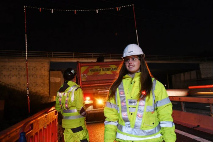 Safer Highways | Using technology to minimise the risk to our people from overhead strikes