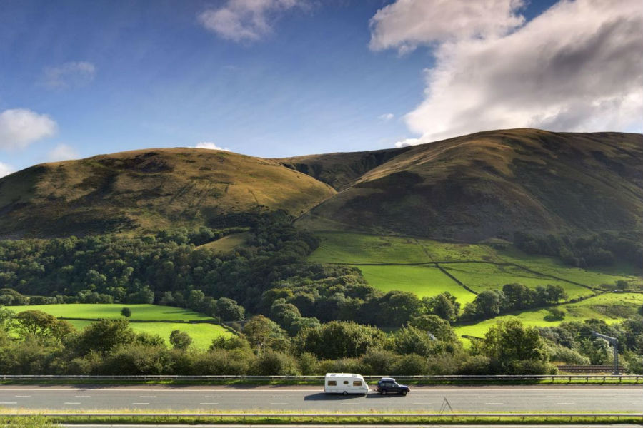 Motorists urged to check vehicles as Highways England unveils favourite driving routes