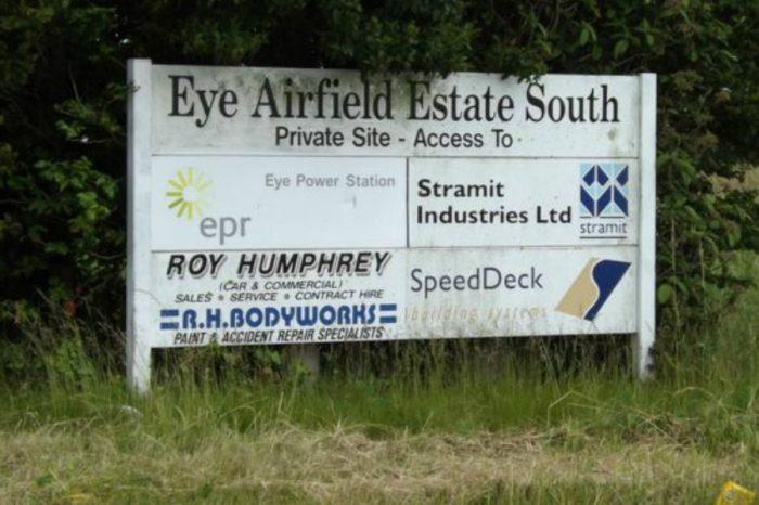 Suffolk A140 upgrade will 'unlock' Eye airfield