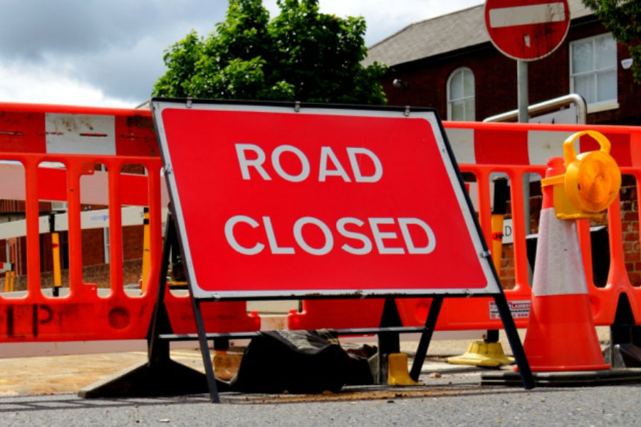Six weeks of overnight closures on the A12