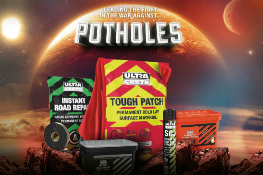 Instarmac | Helping to lead the fight in the war against potholes!