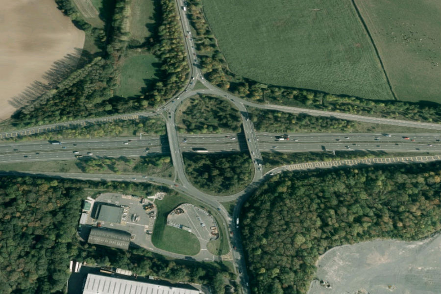 Why work might have to be halted on major £25m M1 junction upgrade