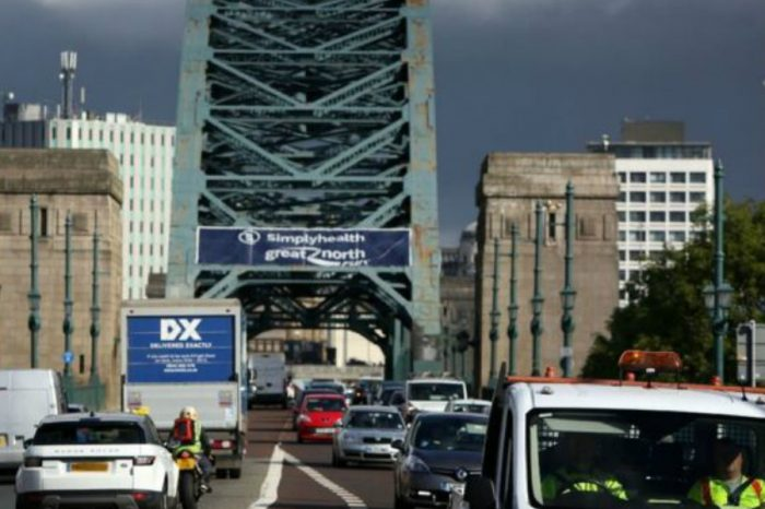 Newcastle city centre clean air toll charge a 'high economic risk'