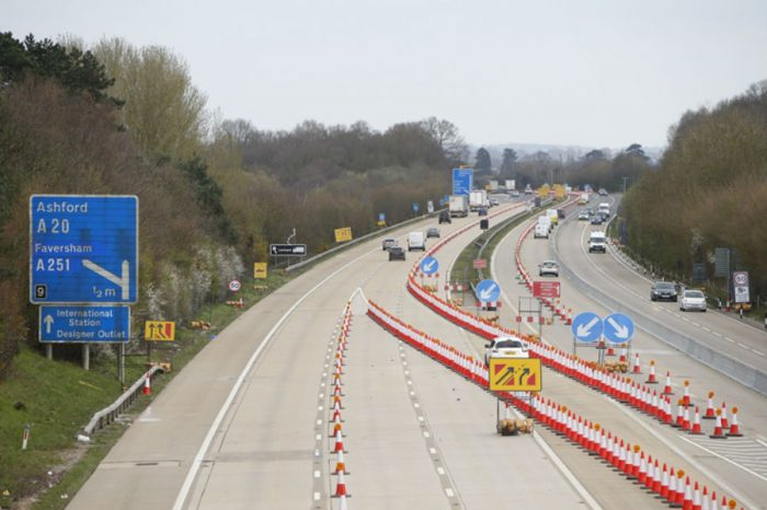 Calls for third lane on M20 London bound to ease Operation Brock