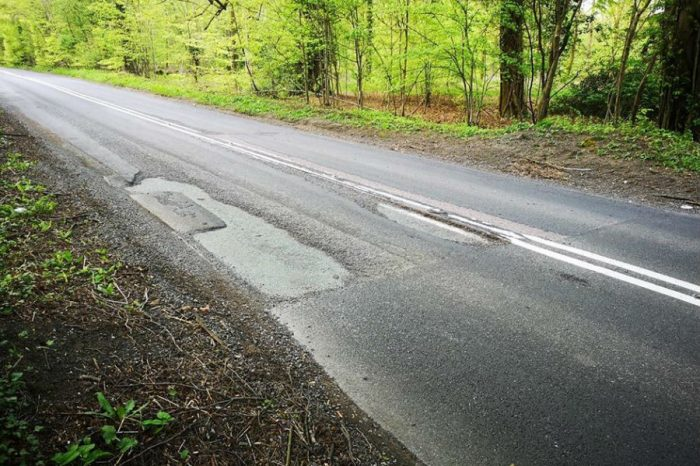 Potholes still causing misery despite million invested into roads