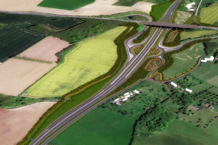 Updated plans for Stockbury roundabout transformation revealed