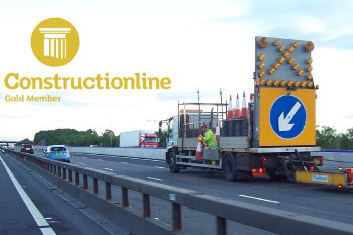 TLS | TLS Achieve Constructionline Gold Membership