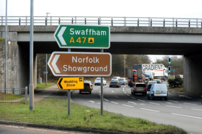 People given say over multi-million revamp for A47 Thickthorn roundabout