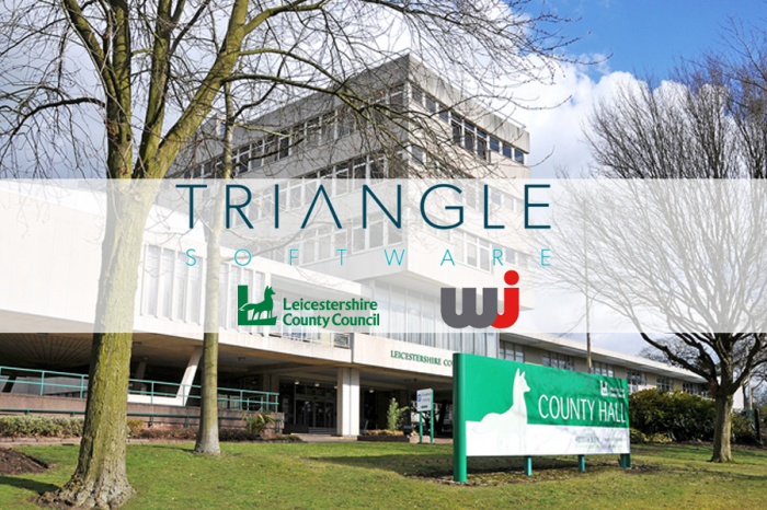 Triangle Software | Seamless system integration with Leicestershire County Council aids WJ collaboration