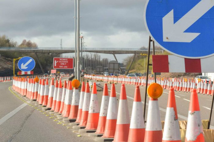 More eco-friendly resurfacing process sees roadworks finished faster