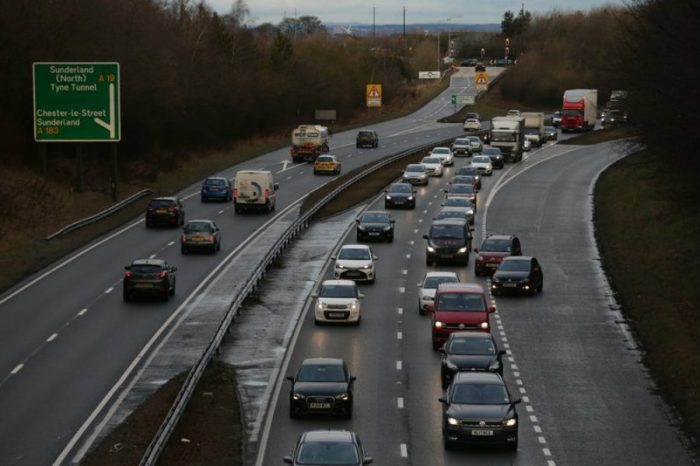 The A19 has been named as England's best major road