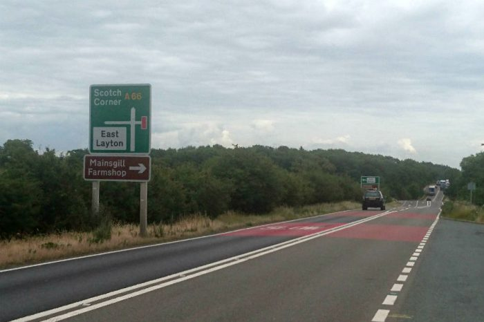 Thank you message as £1 billion A66 consultation closes